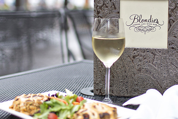 blondies-wine patio